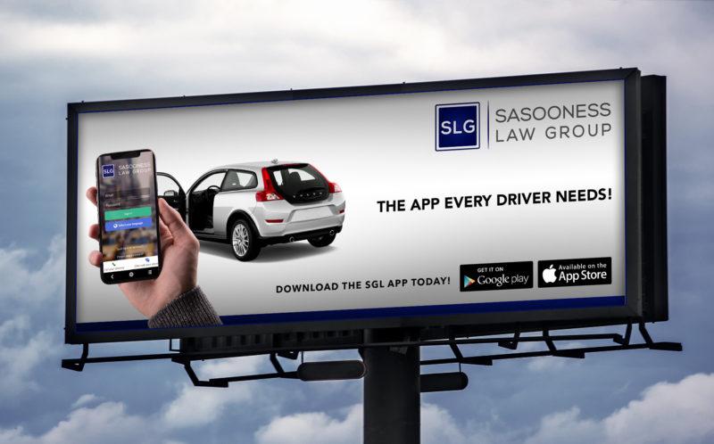 Car Accident Help, Billboard,