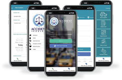 Personal Injury Law Firm Custom Mobile App For Lawyers