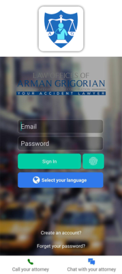 Arman Grigorian, Accident Leads Software, Personal Injury Case, Personal injury lead, Law firm Software