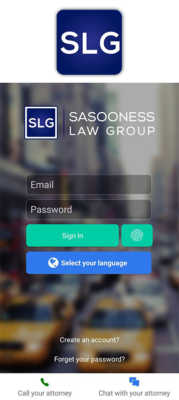 Sasooness Law Group, Accident Leads Software, Personal Injury Case, Personal injury lead, Law firm Software